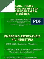 Coletor Solar Dimensionamento PUC_RJ
