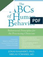 The ABCs of Human Behavior _ Behavioral Principles for the Practicing Clinician ( PDFDrive ).en.pt