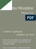 Dons dos Ministério