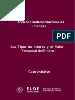 Caso Práctico - Tipos de Interés y el VTD