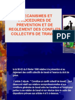 conflits collectifs