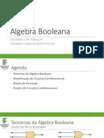 SD04 Álgebra Booleana Tec