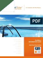 General Information - Solar Pool & Spa Heating