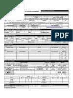 SPP-FR018 Ficha de Datos Personales 2020