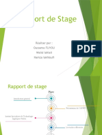 Rapport de Stage [Recovered]