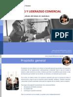Coaching y Liderazgo Comercial