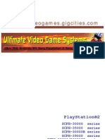 Playstation 2 Service Manual Level 1 SCPH 30000-50000_1