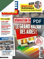 Magazine QUE CHOISIR N.598 - Janvier 2021