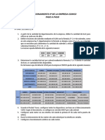 DIRECCIONAMIENTO IP DE LA EMPRESA COMCO2