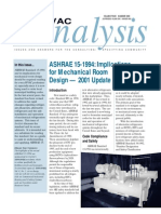 ASHRAE 15, Carrier discussion