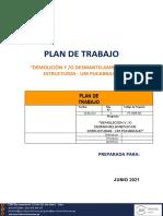 PLAN DE TRABAJO DEMOLICION - copia