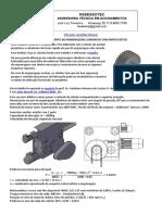 Engrenagens Cilindricas Com Dentes Retos - Dimensionamento