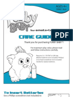 Furby Baby 59961
