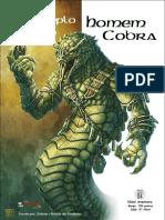 Livro 4 - O Templo do Homem Cobra