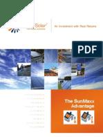 The SunMaxx Advantage