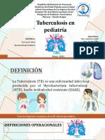 Tuberculosis en Pediatría