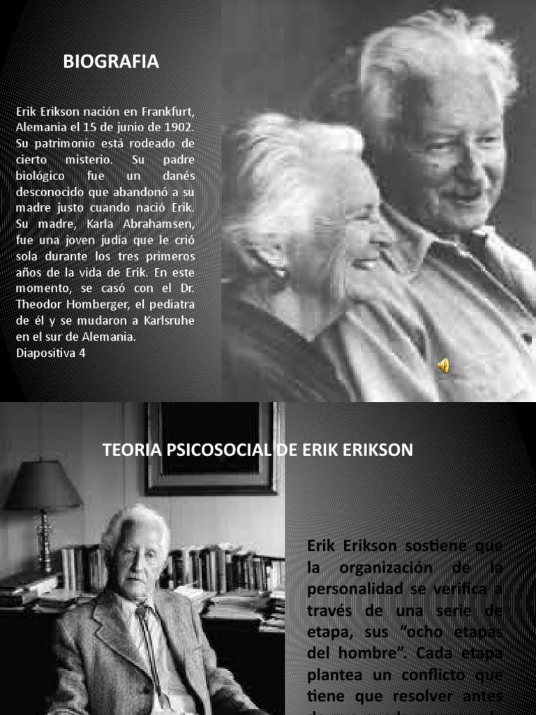 Eriksonin Teoria