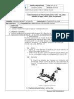 Mantenimiento de la Direccion Ricardo Alulema