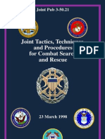Joint Pub 3-50.1 Joint Tactics, Techniques and Procedures for CSAR