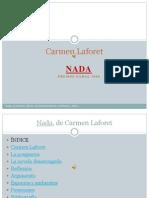 Nada, Carmen Laforet, Jaran, 201011