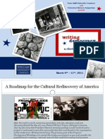 Writing Democracy Workshop