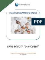 PLAN DE SANEAMIENTO GENERALIDADES MODELO