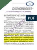 SOBRE LA SOLICITUD DE CESACIÓN DE LA DETENCIÓN PREVENTIVA Y EL SEÑALAMIENTO DE AUDIENCIA. 1420.18
