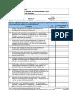 Lista revisión constructibilidad - DE+C