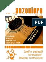 Canzoniere 4 0 Accordi e spartiti di canzoni italiane e straniere il migliore della rete