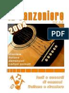 EBook - Il Canzoniere della musica italiana (Spartiti testi accordi) Vol 1