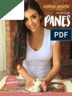 96. Andrea Recetas - Recetario de Panes
