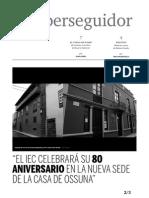 El perseguidor 36 - revista de limba spaniola din Tenerife