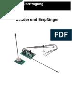 Sensor-Funkübertragung