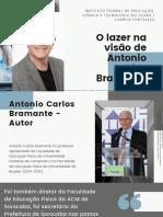 Trabalho Antonio Carlos Bramante