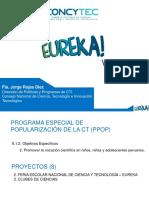 Presentacion EUREKA 2021