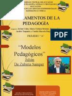 FUNDAMENTOS DE LA PEDAGOGÍA-Julián De Zubiría Samper