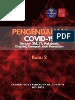 Pengendalian Covid buku 2 Plus 25.5.21