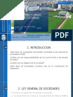 SESION 3 OTRAS FORMA SOCIETARIAS LEGISLACION EMPRESARIAL UPLA 2021 1 (1)