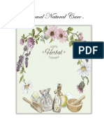 Manual Natural Care Oficial