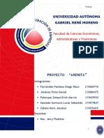 1.6 proyecto guarderia Areas del conocimietno.