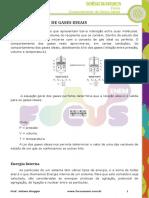 COMPORTAMENTOS DOS GASES IDEAIS, FÍSICA