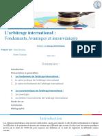 Expo Arbitrage International Final
