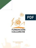 Fundacion Cullunche - Institucional