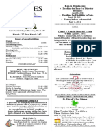 9-Lines Newsletter - March 17, 2011