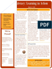 Literacy_Learning in Action Newsletter_March2011