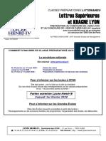 Infos Lyon