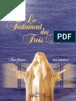 Le Testament Des Trois Marie - Daniel Meurois-Givaudan