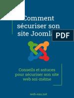 Comment sécuriser son site Joomla _