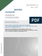 IEC 60332-1-2-2015