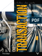 EXTRAIT du roman « Transaction » de Christian Guillerme